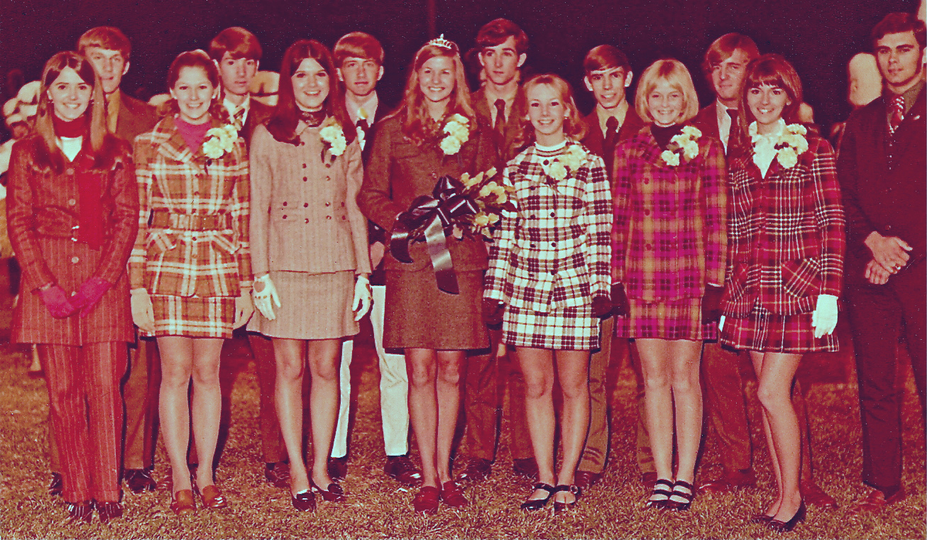 Homecoming Queen Class Of 71